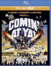 Comin' At Ya! [Blu-Ray 3D/2D] DVD, Lewis Gordon, Ricardo Palacios, Victoria Abri