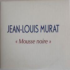 """JEAN-LOUIS MURAT - CD SINGLE PROMO TEST-PRESSING """"MOUSSE-NOIRE"""""""