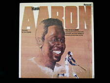 1975 Hank Aaron The Life of a Legend LP FCL-3081 NM Vinyl Narrated by Curt Gowdy
