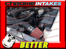 CF RED 94-03 CHEVY S10 S 10 PICK UP/HOMBRE/SONOMA/XTREME/ZR2 2.2L I4 AIR INTAKE