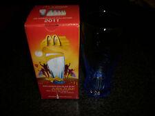 McDonalds Glas 125 Jahre Coca-Cola Jubiläum 2011 Coke MCD blau