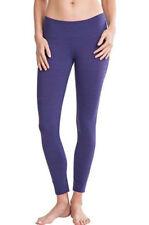 Tuff Athletics Womens Active Yoga Legging with 40+ Sun Protection /2X/purple