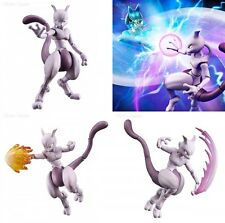 New MegaHouse Variable Action Heroes Pokken Tournament Mewtwo PVC Figure Japan