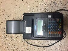 Hypercom T7Plus Credit Card Machine with Power Supply *Unlocked*