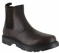 Leather Boots Slip - on Shoes for Boys