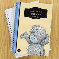 Me to You Personalised Paperback Notebook Gift For Him Teacher Dad Father