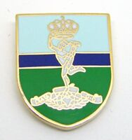 THE ROYAL CORPS OF SIGNALS ARMY MILITARY LAPEL PIN BADGE FREE GIFT POUCH MOD APP