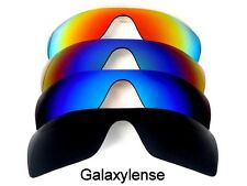 Galaxy Replacement Lenses for Oakley Batwolf Black&Blue&Green&Red Polarized 4PS