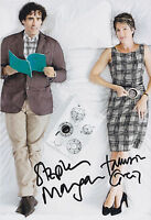 Stephen Mangan & Tamsin Greig Hand Signed 12x8 Photo, Autograph, Episodes