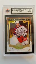 Mario Lemieux 2015-16 Artifacts Gold All Stars #17/25 KSA Graded 9!!