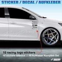 Badges, Insignes, Mascottes 2 X Peugeot Talbot 205 Sport Gti 5cm Autocollant Sticker Auto Pa376