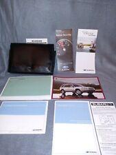 2007 Subaru Forester Owners Manual