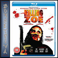KILLING ZOE -  Eric Stoltz  *BRAND NEW  BLU-RAY ***