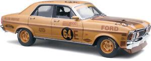 1/18 FORD XW PHASE II GTHO 1970 BATHURST WINNER 50TH GOLD ANNIVERSARY C/C