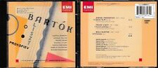 Music from Saratoga: Bart¢k, Liszt, Prokofiev CD! ONLY NEW COPY ON eBAY!!