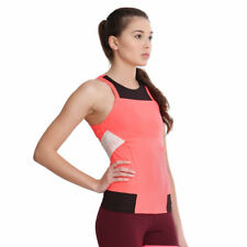 adidas Stella McCartney Racerback Athletic Tank Vest Stellasport Top Gym Yoga Pink Small