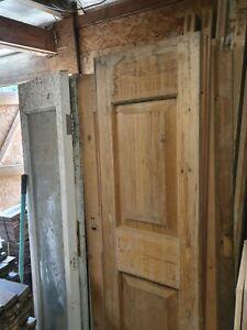 Reclaimed Pine Doors