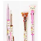 1x Useful Cute Rilakkuma Panda 3colors in a Ball Point Pen 0.7mm School Supplies