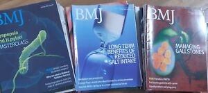 British Medical Journal (BMJ) - 2007 - All issues