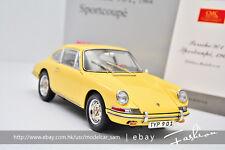 CMC 1:18 Porsche 901 Sportcoupe 1964 Yellow