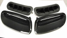 2004-2006 Pontiac GTO Hood Scoop Grilles Grills Ducts 04-06 Inserts