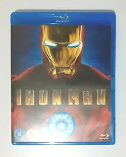 Iron Man BLU RAY Marvel Film