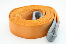 9m 15000kg tow winch extension tree strap expedition off road strap recovery