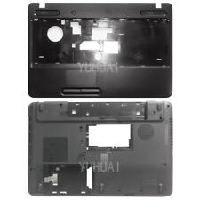 For Toshiba Satellite C650 C655 C655D Bottom Case Cover & Palmrest Upper Case