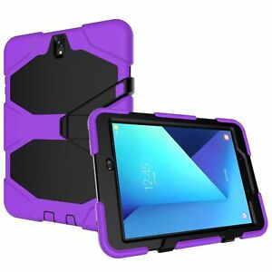 Housse pour Samsung Galaxy Tab S3 SM-T820 SM-T825 9.7 Coque Protecteur D' Écran