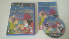 DISNEY PETER PAN LA LEGENDE DU PAYS IMAGINAIRE - SONY PLAYSTATION 2 PS2 COMPLET
