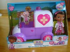 Doc McStuffins Toy Hospital Doc and Rosie the Rescuer