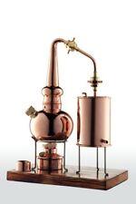 CopperGarden® Whisky-Destille ❀ 0,5 Liter ❀ Top Weihnachtsgeschenk ❀ Brennerei