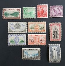 Neuseeland: 282-292 postfrisch