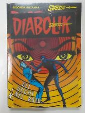 Diabolik Swisss n 159 - Blisterato con Gadget Cartolina 3D - COMPRO FUMETTI SHOP