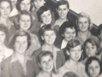 Jane Fonda 11th Grade High School Yearbook 1954 Excellent Condition
