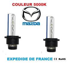 AMPOULES PHARE XENON D2S MAZDA 3  CX-7  MAZDA 5  MX-5  MAZDA 6 35W 5000K NEUF