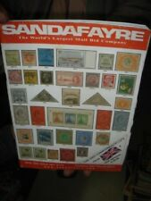INDIA PHILATELY STAMPS - AUCTION CATALOGUE  SANDAFAYRE 2010 - 3 IN 1 LOT