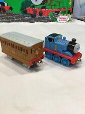 Thomas The Train Take Along Thomas And Clarabel Diecast Metal 2002