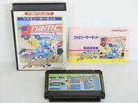 FAMILY CIRCUIT Famicom Nintendo Japan Game fc