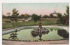 Town Gardens, Swindon Postcard #2, B364