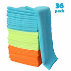 36 Pack Large Microfiber Detailing Towel Auto Rag Car Cleaning Washing Cloths