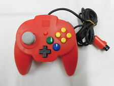 Y3016 Nintendo 64 Hori pad mini controller Red Japan N64