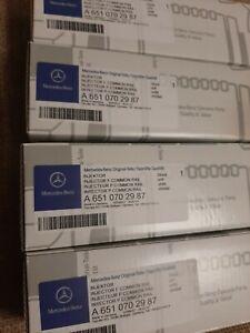 Mercedes-Benz injectors set A6510702987