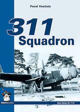 311 Squadron: 311 (Czechoslovak) Squadron RAF (Blue (Stratus)), Vancata, Pavel,