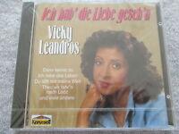 Vicky Leandros - Ich hab' die Liebe geseh'n - Karussell CD Neu & OVP