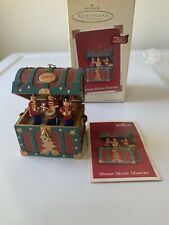 Hallmark Ornament Wind Up with Sound & Motion, Merry Music Makers