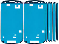10x Rahmen Kleber Klebepad Glas Adhesive Sticker Samsung Galaxy S3