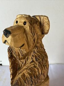 Chainsaw Carving Stump Bear Carving Animal Carving Wood Carvings
