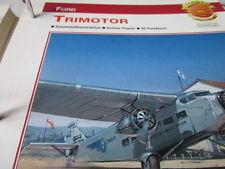 Fliegen 14: Karte 52 Ford Trimotor