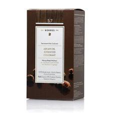 KORRES Argan Oil 5.7 Chocolate Hair Color Ammonia Free